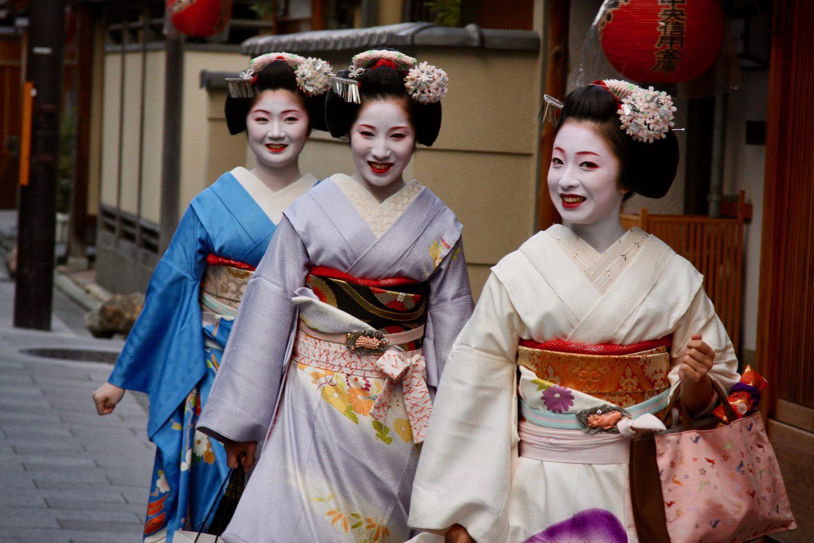 Maikos Kyoto Zorillafilm