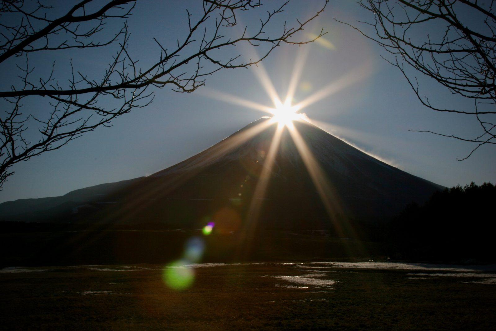 Sonnenaufgang Fuji Zorillafilm